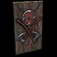 Hut Door
