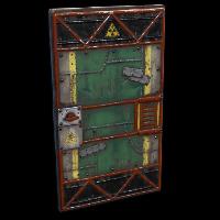 Oil Rig Door