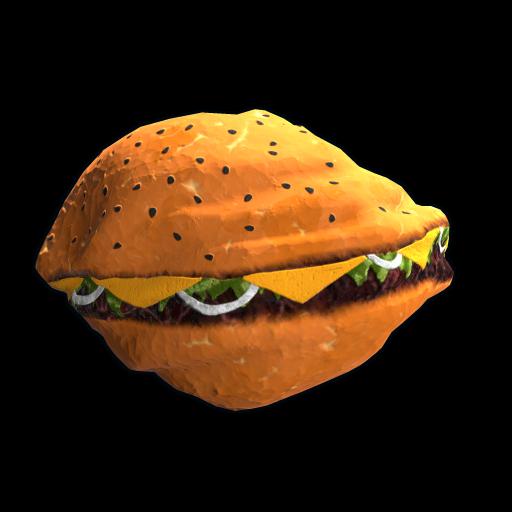 Big Burger as seen on a Steam Market