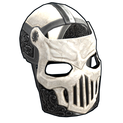 Glory Mask as seen on a Steam Market