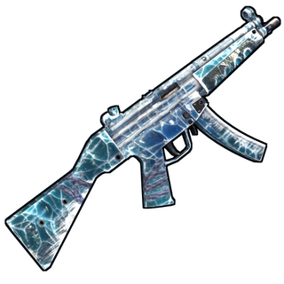 Cold Hunter MP5