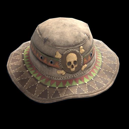 Burlap Bandit Hat as seen on a Steam Market