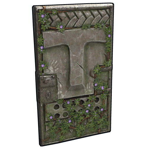Ancient Totem Door as seen on a Steam Market