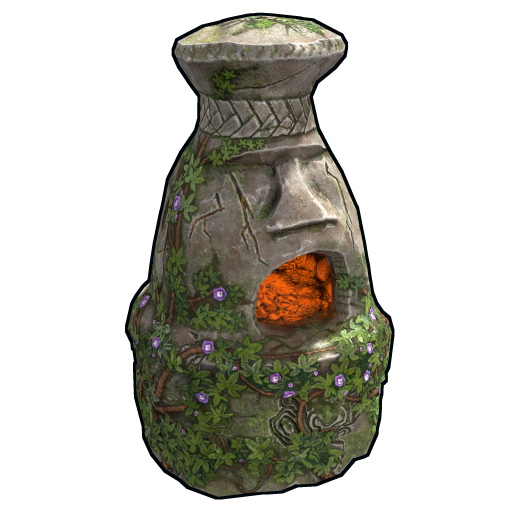 Ancient Totem Furnace as seen on a Steam Market
