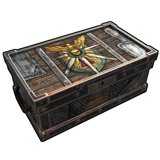 Defender Box as seen on a Steam Market