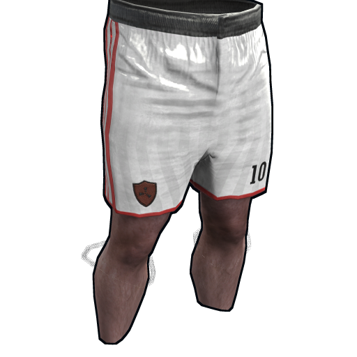 Rust Footballer Shorts as seen on a Steam Market
