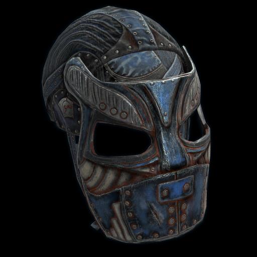Whaleman Facemask as seen on a Steam Market