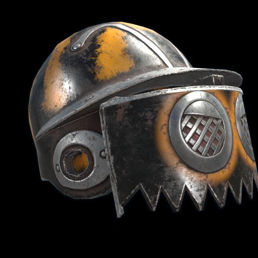 Bumble Bee Helmet as seen on a Steam Market