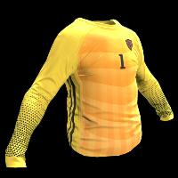 Rust Goalkeeper Shirt