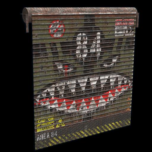 War Door as seen on a Steam Market