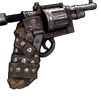 Metalhead Revolver
