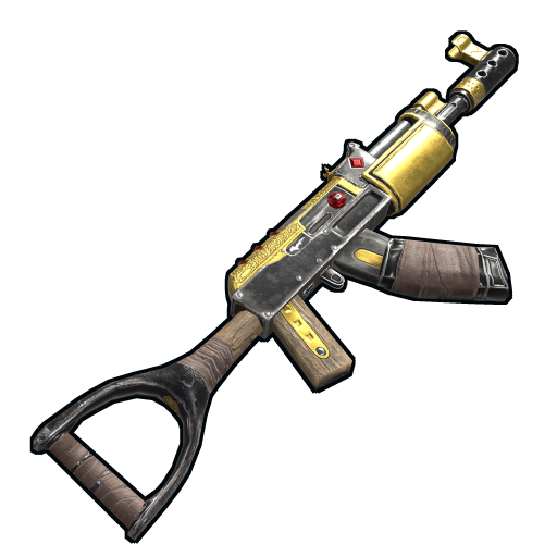 Gold Rush AK as seen on a Steam Market