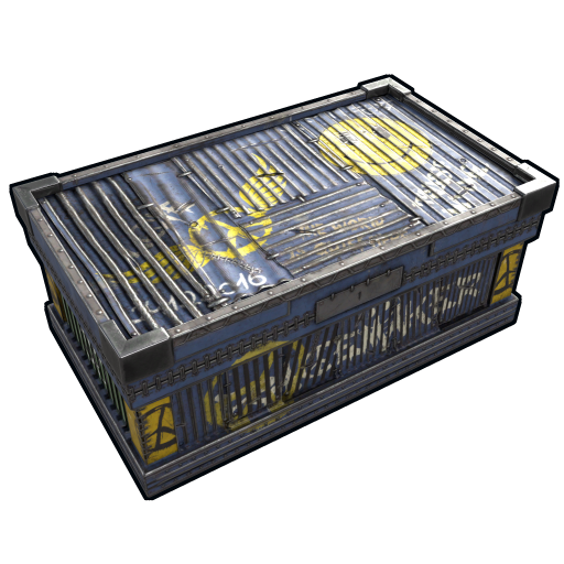 Peacemaker Box as seen on a Steam Market