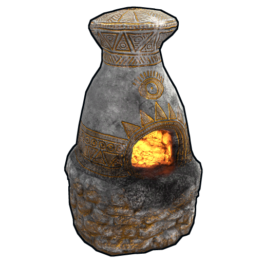 Marble Furnace as seen on a Steam Market