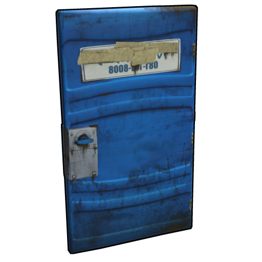 Potty Door as seen on a Steam Market