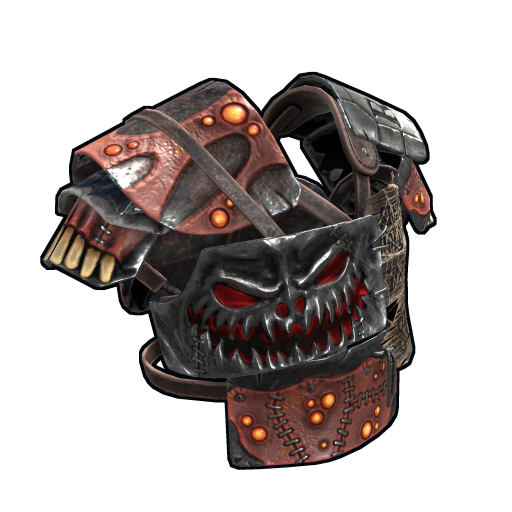 Scary Vest as seen on a Steam Market