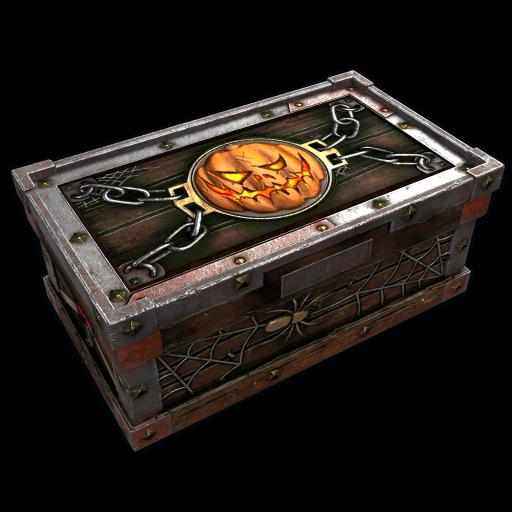 Creepy Box as seen on a Steam Market