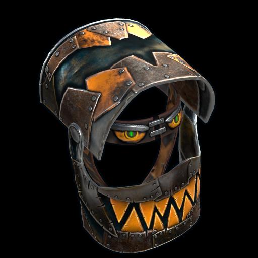 Night Stalker Helmet as seen on a Steam Market