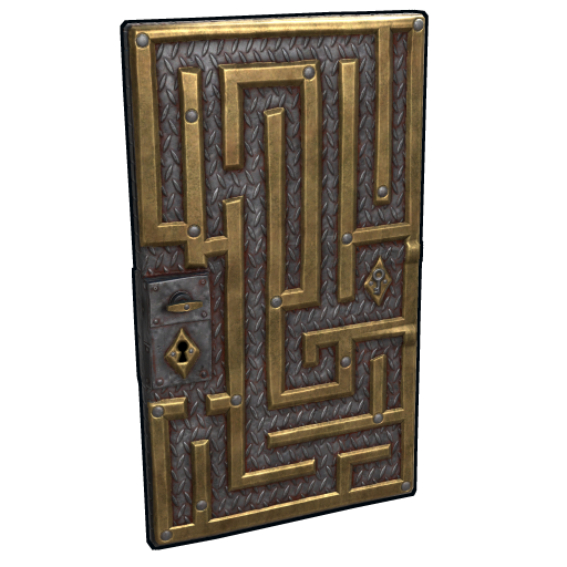 Labyrinth Door as seen on a Steam Market