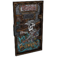 HellBunker Door