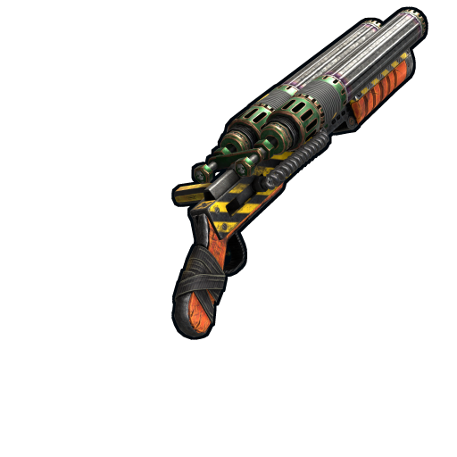 Raider's Shotgun as seen on a Steam Market