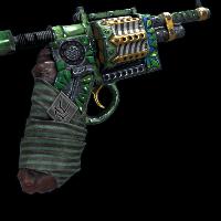 Emerald Revolver