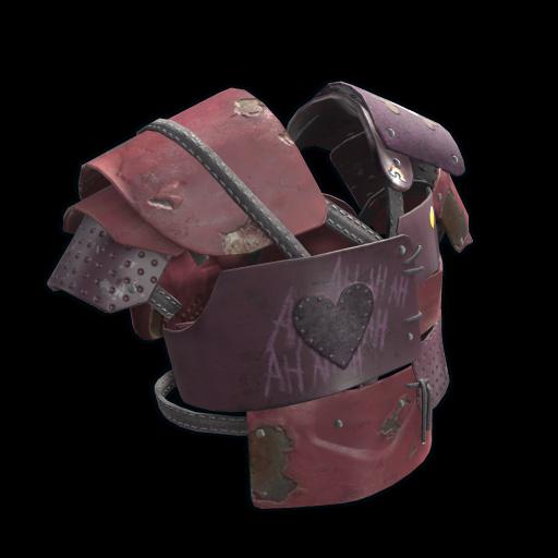 Troll Daddy Roadsign Vest as seen on a Steam Market