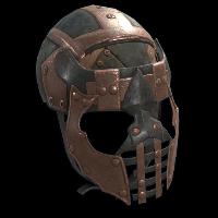Conquistador Face Mask