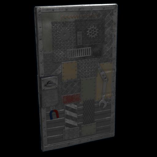Scrap Robot Door as seen on a Steam Market