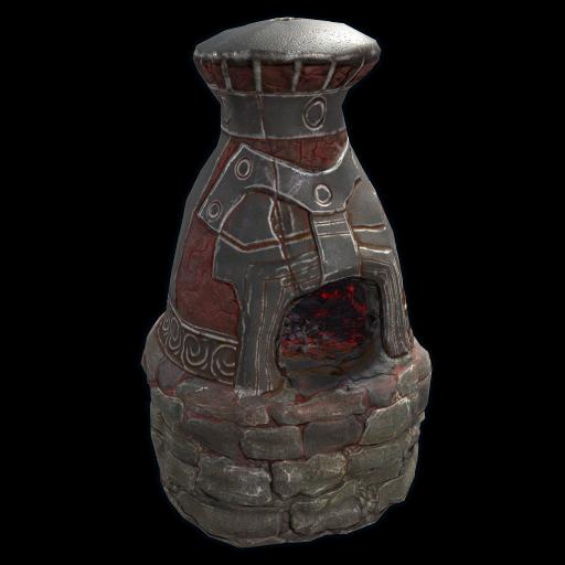 Ritual Furnace as seen on a Steam Market