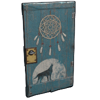 Dreamcatcher Door