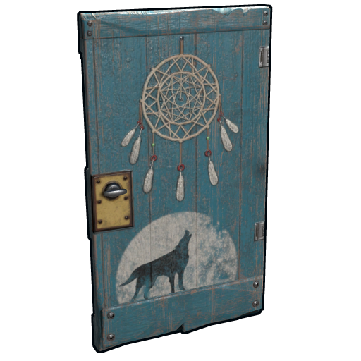 Dreamcatcher Door as seen on a Steam Market
