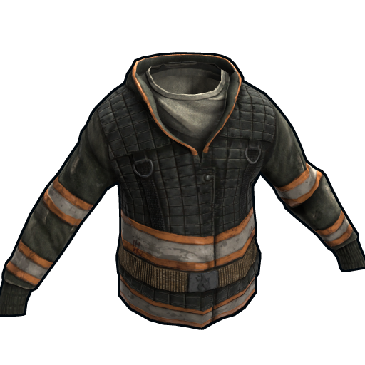 Firefighter Hoodie as seen on a Steam Market