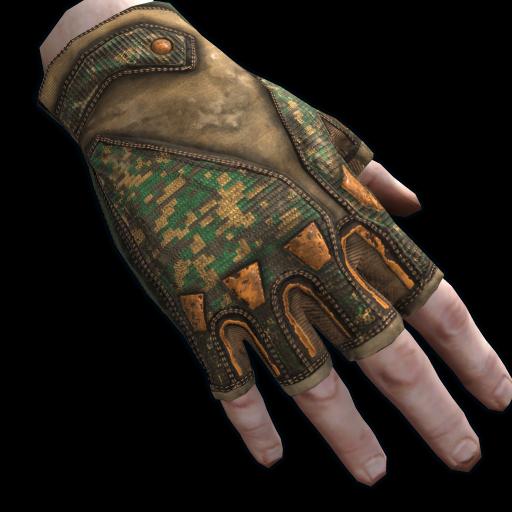 Firefighter Gloves as seen on a Steam Market