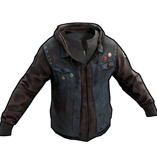 Revolution Hoodie as seen on a Steam Market