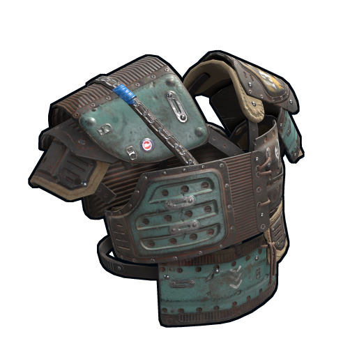 Loot Leader Vest as seen on a Steam Market