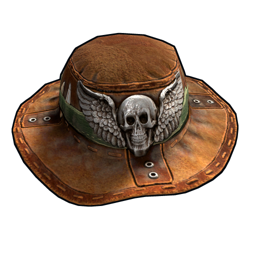 Hunted Hat as seen on a Steam Market