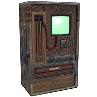 Carpenter's Vending Machine