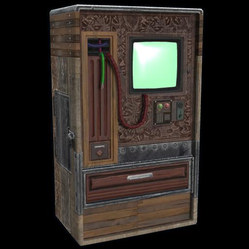 Carpenter's Vending Machine as seen on a Steam Market