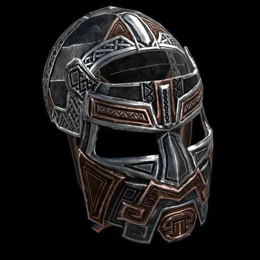 Dwarf Facemask as seen on a Steam Market
