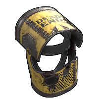 Caution Helmet