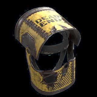 Caution Helmet