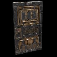 Railway Door