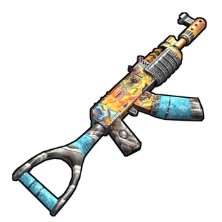 Mystic AK47