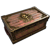 Cursed Pirate Treasure Chest