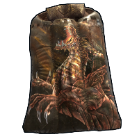 Golden Drake Sleeping Bag