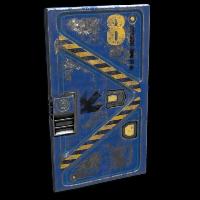 Test Room Door