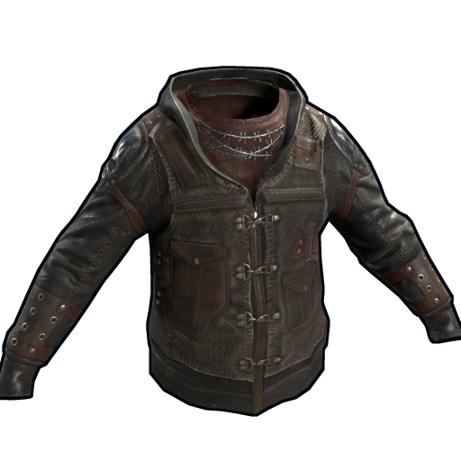 Outlaws Hoodie as seen on a Steam Market