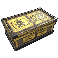 Caution Crate