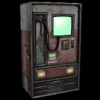 Retro Vending Machine